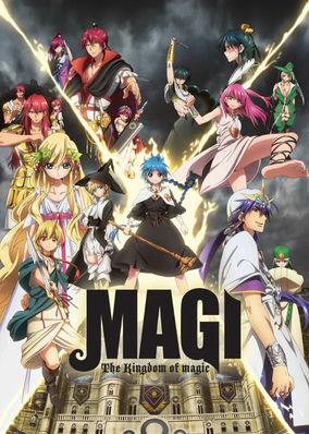 Magi: The Kingdom of Magic - Season 1