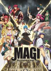 Magi: The Kingdom of Magic | filmes-netflix.blogspot.com