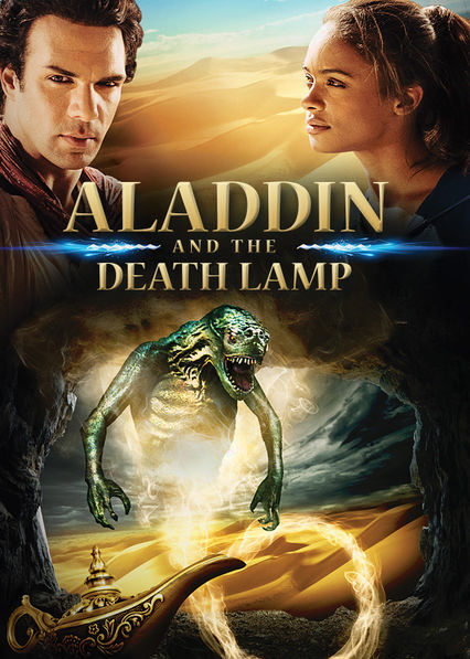 Aladdin and the Death Lamp Netflix UK (United Kingdom)