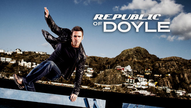 Netflix Box Art for Republic of Doyle - Season 3