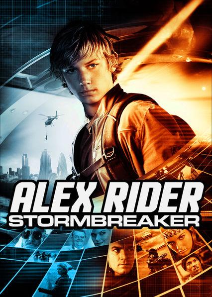 Alex Rider: Operation Stormbreaker Netflix AU (Australia)