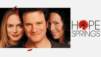 Netflix box art for Hope Springs