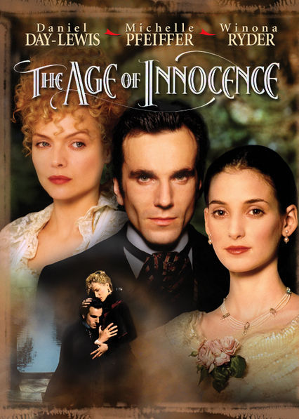 The Age of Innocence Netflix BR (Brazil)