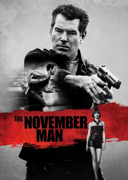 November Man Netflix MX (Mexico)