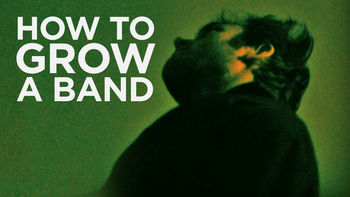 Netflix box art for How to Grow a Band