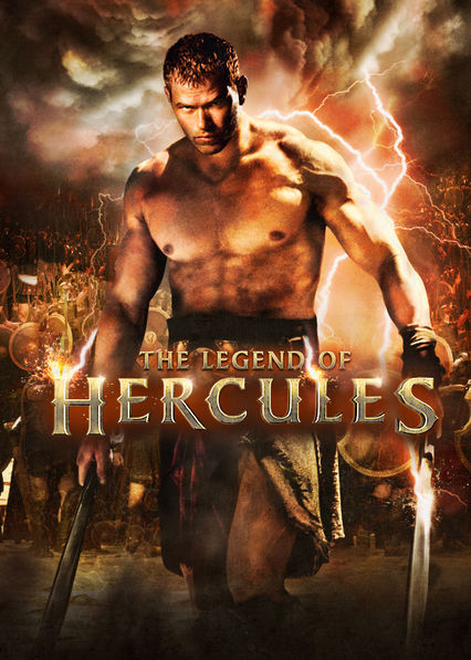 The Legend of Hercules Netflix BR (Brazil)