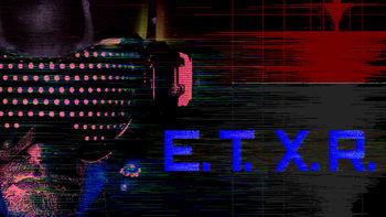 Netflix box art for ETXR