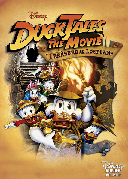 DuckTales the Movie: Treasure of the Lost Lamp Netflix PY (Paraguay)