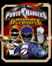 Power Rangers Operation Overdrive: Way Back When