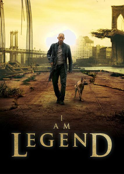 I Am Legend Netflix AU (Australia)