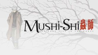 Netflix box art for Mushi-Shi - Season 1