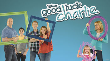 Netflix box art for Good Luck Charlie - Season 1