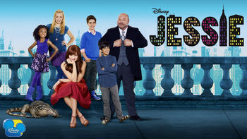 Netflix box art for Jessie - Season 1