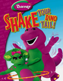 Barney: Shake Your Dino Tail: Play for Exercise