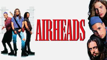 Netflix box art for Airheads