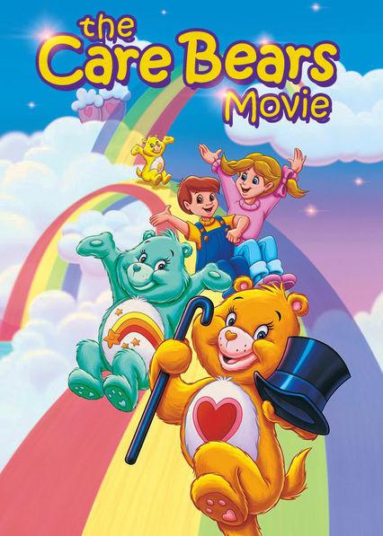 The Care Bears Movie Netflix UK (United Kingdom)