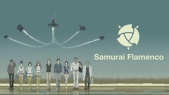 Netflix Box Art for samurai flamenco - Season 1