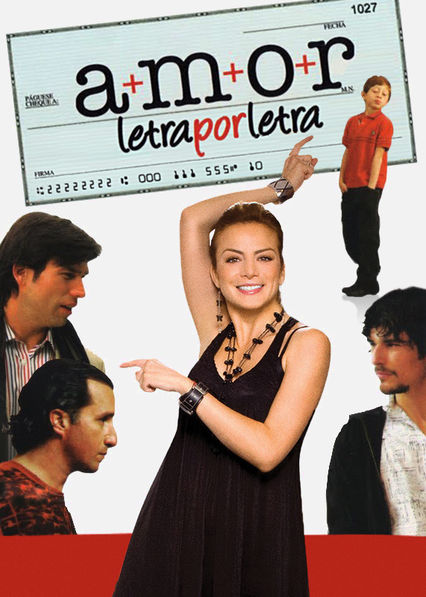 Amor: Letra por Letra Netflix AR (Argentina)