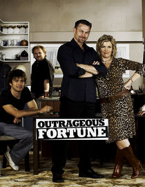 Outrageous Fortune: Series 6: Let the Door Be Lock'd