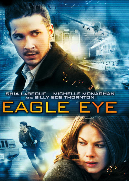 Eagle Eye Netflix KR (South Korea)