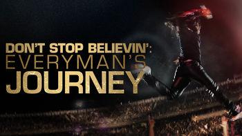 Netflix box art for Don't Stop Believin': Everyman's Journey