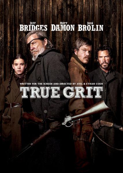 True Grit Netflix CL (Chile)