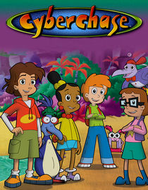 Cyberchase: Season 4: A Crinkle in Time