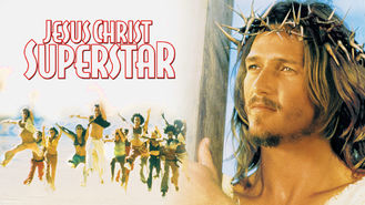 Netflix box art for Jesus Christ Superstar