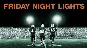 Netflix box art for Friday Night Lights