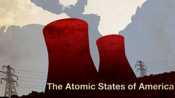 Netflix box art for The Atomic States of America