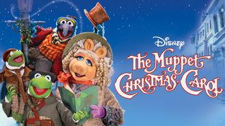 Netflix box art for The Muppet Christmas Carol