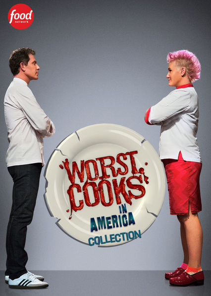 Worst Cooks in America Collection Netflix ES (España)