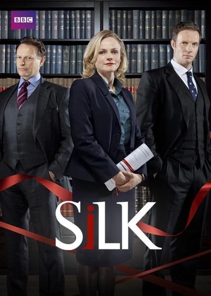 Silk Netflix UK (United Kingdom)