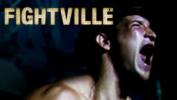 Netflix box art for Fightville