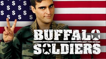 Netflix box art for Buffalo Soldiers