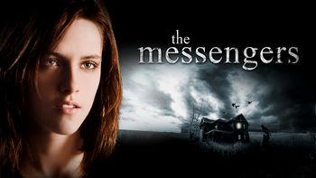 Netflix box art for The Messengers