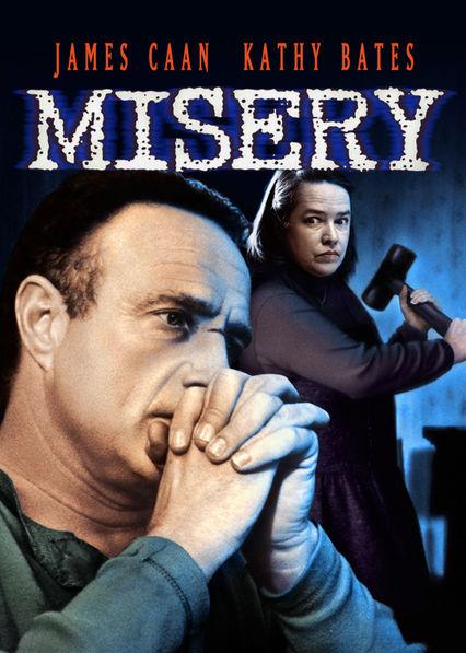 Misery Netflix AU (Australia)