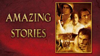 Netflix box art for Amazing Stories - Season 1