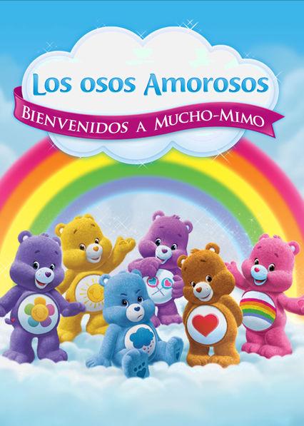 Carátula de Los osos amorosos: Bienvenidos a Mucho-Mimo