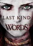 Last Kind Words Poster