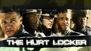 Is The Hurt Locker on Netflix?