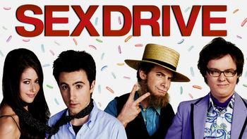 Netflix box art for Sex Drive