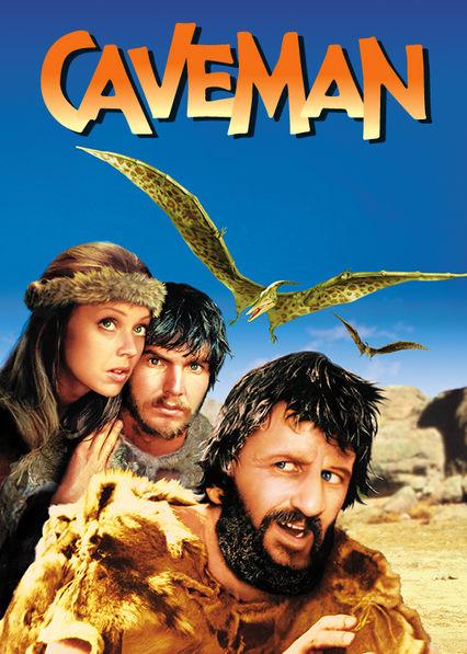 Caveman Netflix VE (Venezuela)