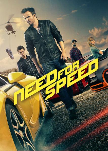 Need for Speed Netflix ES (España)