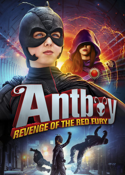 Antboy 2: Revenge of the Red Fury Netflix PR (Puerto Rico)
