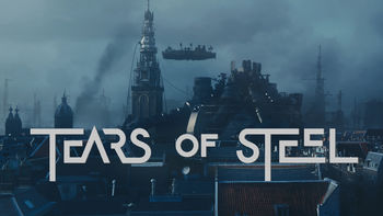 Netflix Box Art for Tears of Steel - Season 1