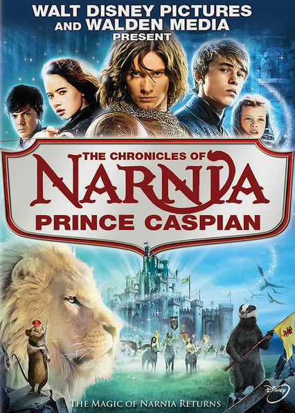 The Chronicles of Narnia: Prince Caspian Netflix AR (Argentina)