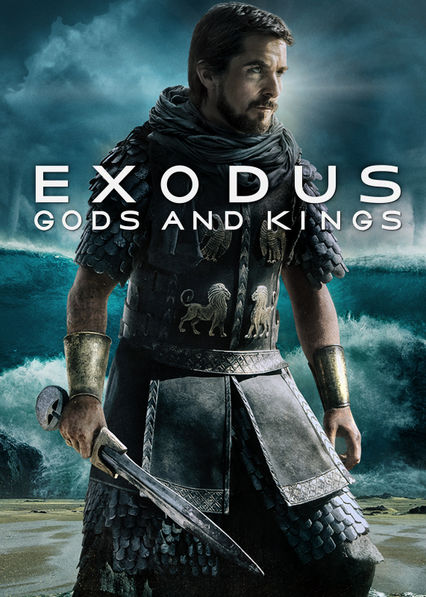 Exodus: Gods and Kings Netflix UK (United Kingdom)