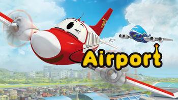 Netflix box art for Airport - Season 1