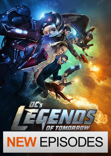 DC's Legends of Tomorrow Netflix MY (Malaysia)